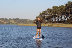 Stand up paddle in peniche, STAND UP PADDLEBOARDING